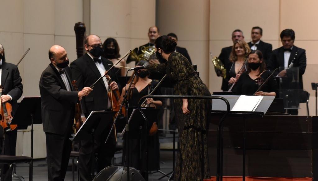 La Sinfónica repone su concierto aniversario el jueves