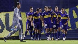 Boca se presenta hoy en Ecuador desde las 21.30