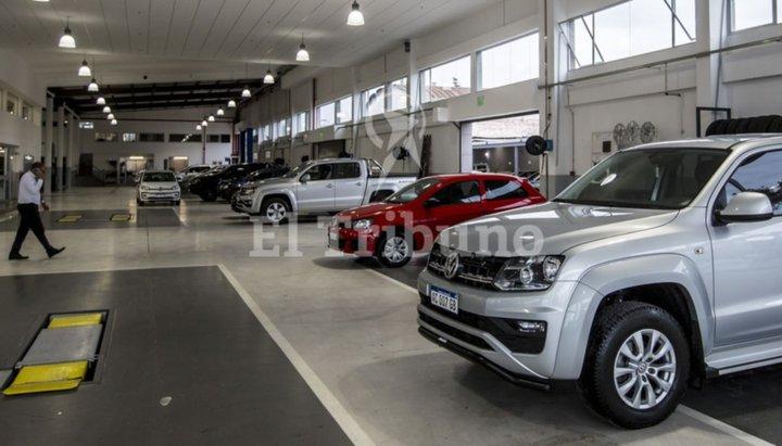 Patentamiento de autos: Las concesionarias van por un camino de lenta recuperación