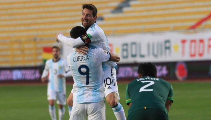 Argentina, con hoja de ruta confirmada en Eliminatorias y Copa América