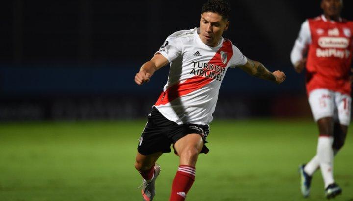River pagó por errático: igualó 0 a 0 con Independiente Santa Fe en Asunción