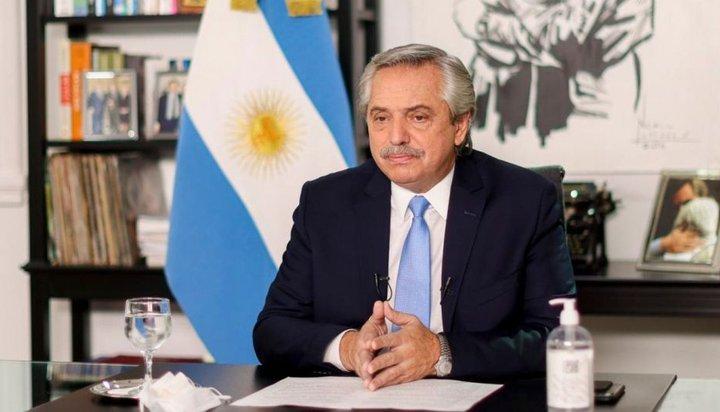 Alberto Fernández terminó de redactar el proyecto para que el Congreso lo autorice a tomar restricciones