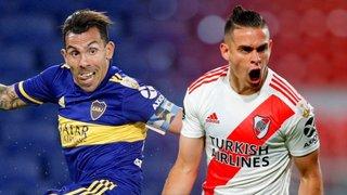 CONFIRMADO. Boca y River se enfrentarán en los cuartos de final de la Copa Liga Profesional