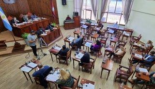 Concejales aprobaron de manera unánime la moratoria municipal