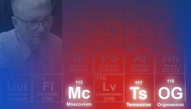 Cuatro nuevos elementos de la tabla peridica urtaz Images