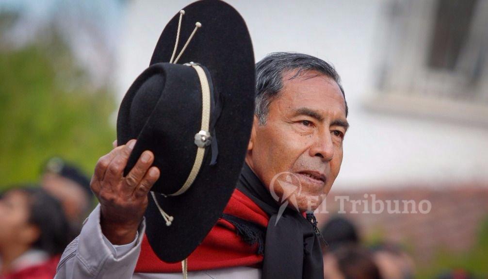 HÉROE NACIONAL | Desfile por los 196 años de la muerte de Güemes. Foto: Jan Touzeau