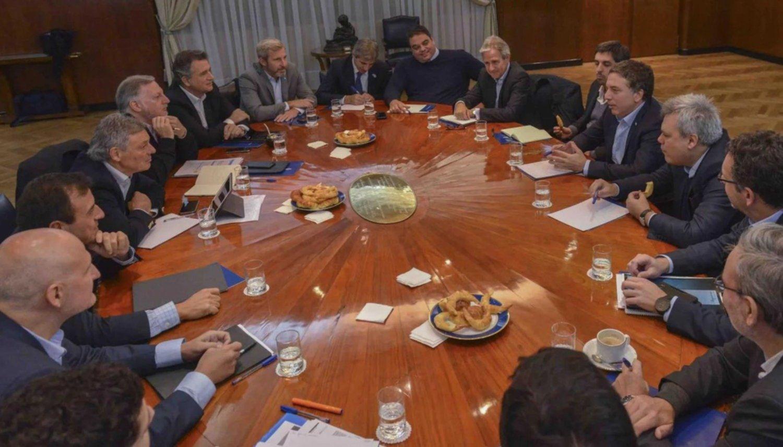 El Gobierno anuncia el acuerdo con el FMI