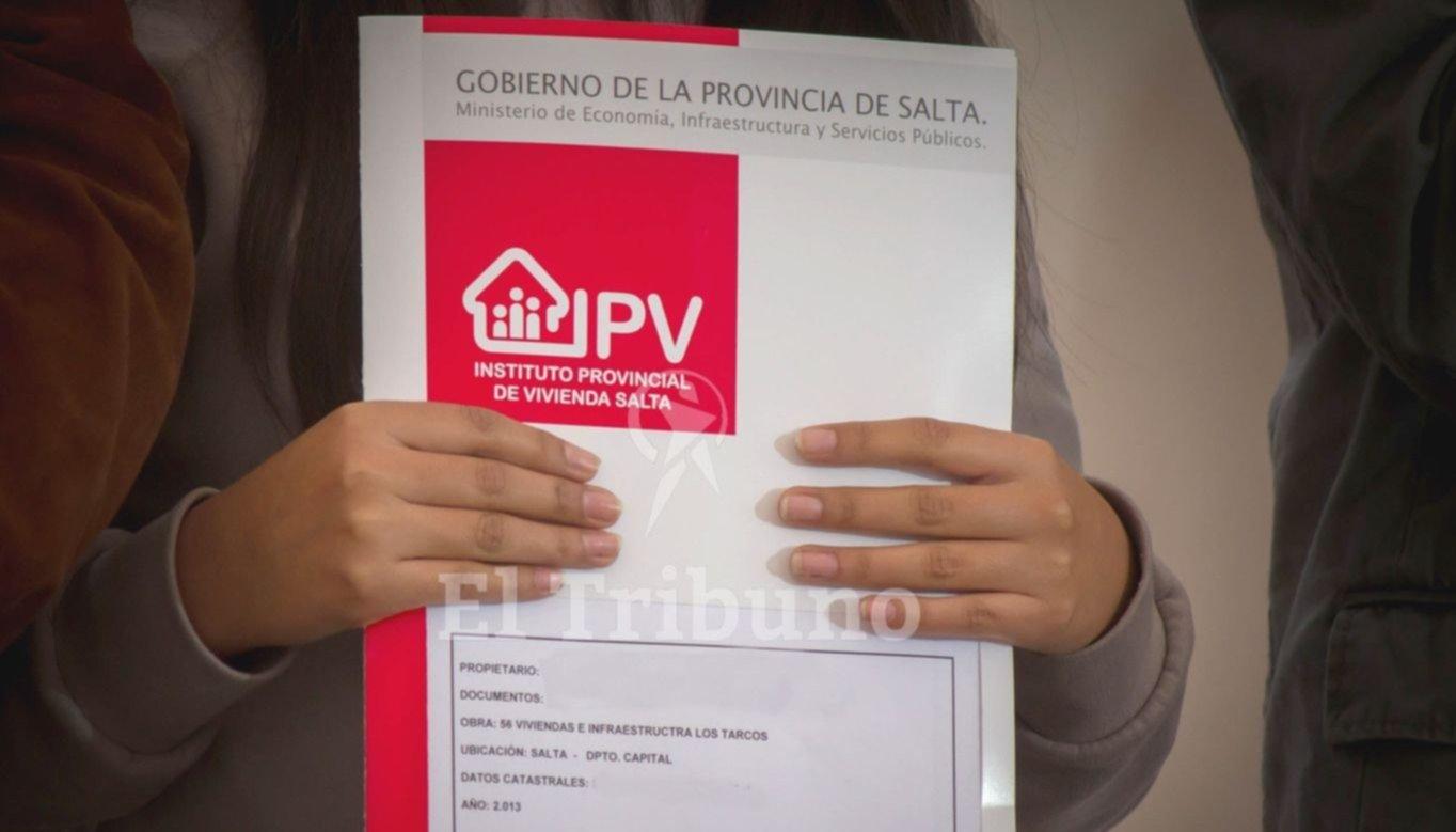 Unas 760 viviendas del IPV están en proceso de desadjudicación
