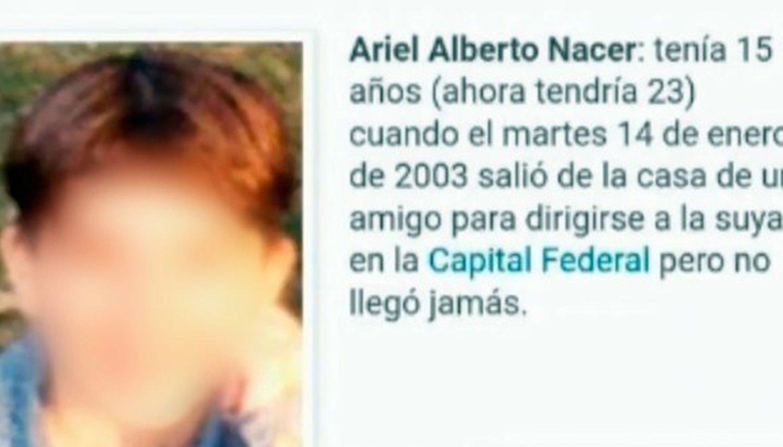 Encontraron en Lima a un argentino desaparecido en el 2003
