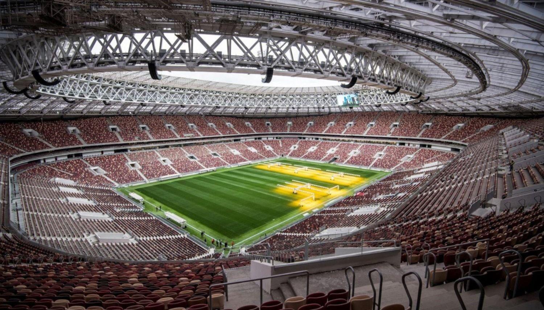 Arranca el Mundial: Rusia y Arabia Saudita, en el primer acto