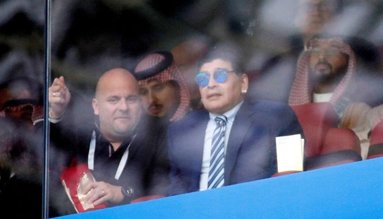 Reacciona Diego Armando Maradona al Mundial 2026 — FUTBOL MUNDIAL