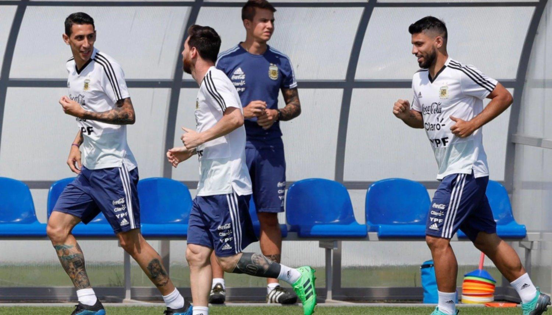 """La duda de Sampaoli es Enzo Pérez , el entrenador también maneja un """"plan B"""""""