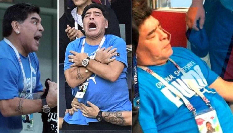 Rocío Oliva rompió el silencio y habló de la salud de Maradona