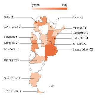 Salta, entre las tres provincias con más curas acusados por abuso sexual