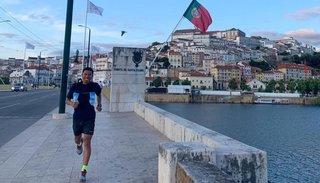 Santos Rueda está listo para el Mundial de Trail