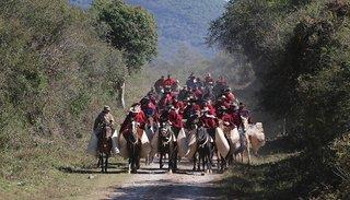 Mañana inician los homenajes al general Güemes con la cabalgata a la Horqueta