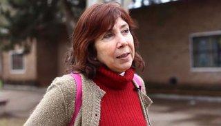 Murió de cáncer Ana Zaboloy,  la maestra que fue fumigada y luchó contra los agrotóxicos
