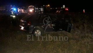 Una mujer perdió la vida tras un triple choque sobre la ruta 9/34