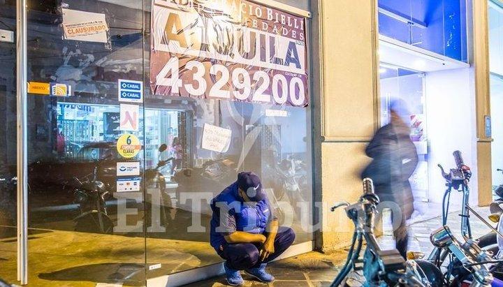 Casi $5.000 diarios sale alquilar un comercio en Salta