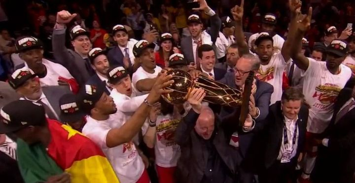 ¡Histórico! los Raptors, campeones de la NBA