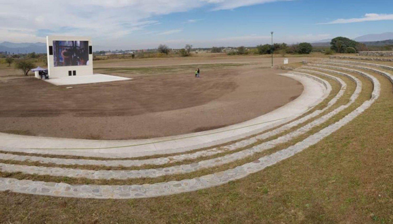 Inaugurarán mañana las nuevas áreas de esparcimiento en el Parque del Bicentenario