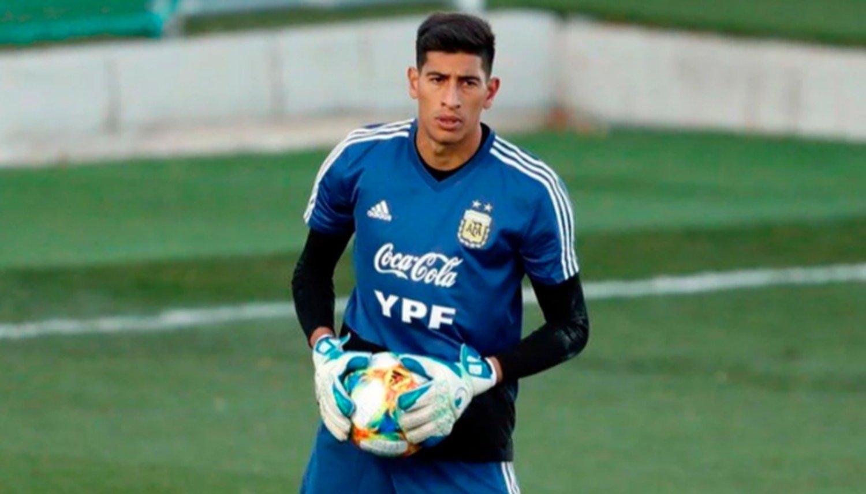 El mendocino Andrada fue descartado para la Copa América por lesión — Confimado