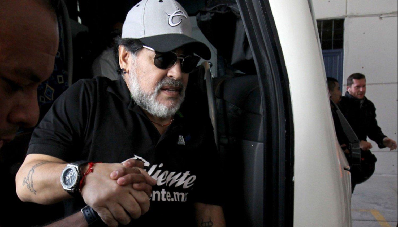 Deportivo: Aseguran que Maradona tiene Alzheimer y evalúan su internación