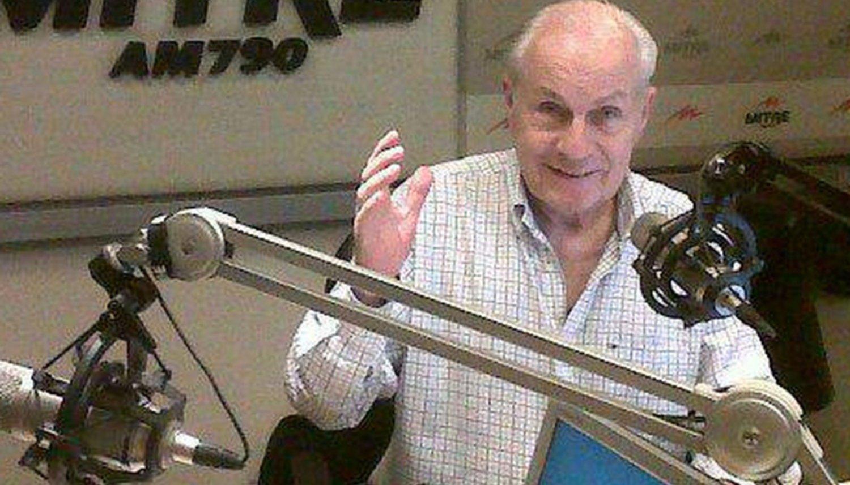 Murió Edgardo Mesa, ícono de la radio