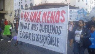"""""""Nuestros derechos no están en cuarentena"""": marcharán en Salta a 5 años del #NiUnaMenos"""