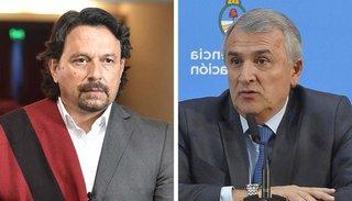 Morales y Sáenz le bajaron el tono a la discusión y hablaron telefónicamente