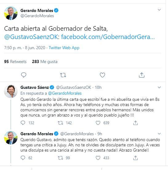 Gerardo Morales reclamó un protocolo internacional para la circulación de camioneros