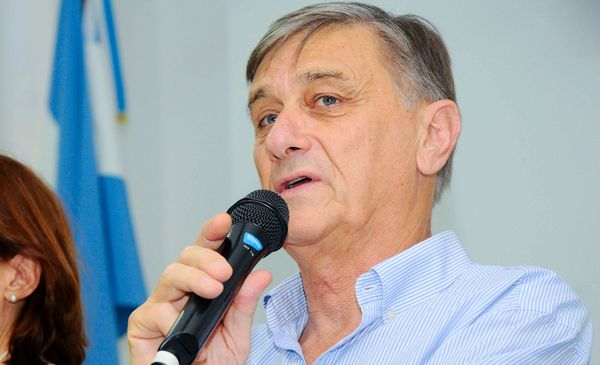 Hermes Binner, ex candidato a presidente, se encuentra en grave estado