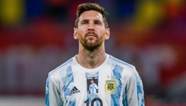 """Messi: """"Es el momento de dar el golpe y ganar esta Copa América"""""""