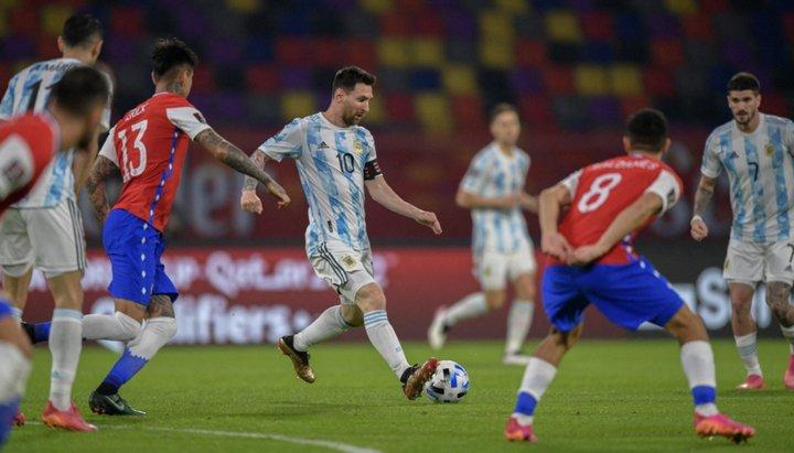 """La Selección argentina debuta hoy a las 18 en Brasil con equipo """"casi definido"""""""