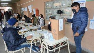 Ya se escrutaron el 98,39% de las mesas en Jujuy
