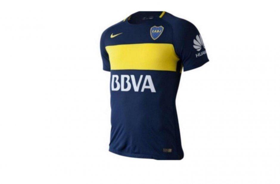 Boca estrenará camiseta y sponsor ante Independiente Del Valle en Ecuador 20a90f2dd84c4