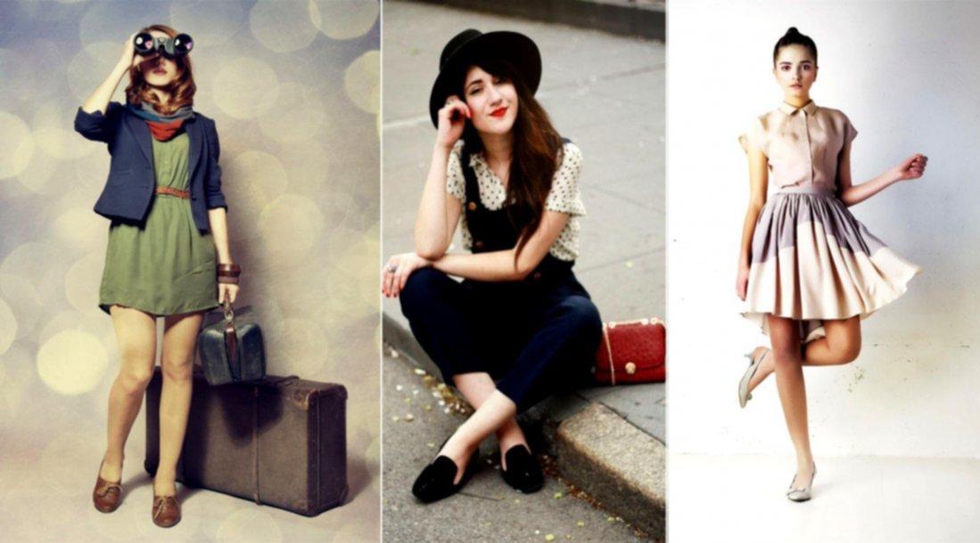15aa957a8 Moda vintage Dicen que todo vuelve, también en la moda...