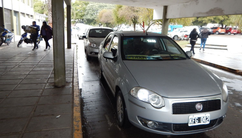 Los taxistas  tienen 8 meses para poner las ticketeras