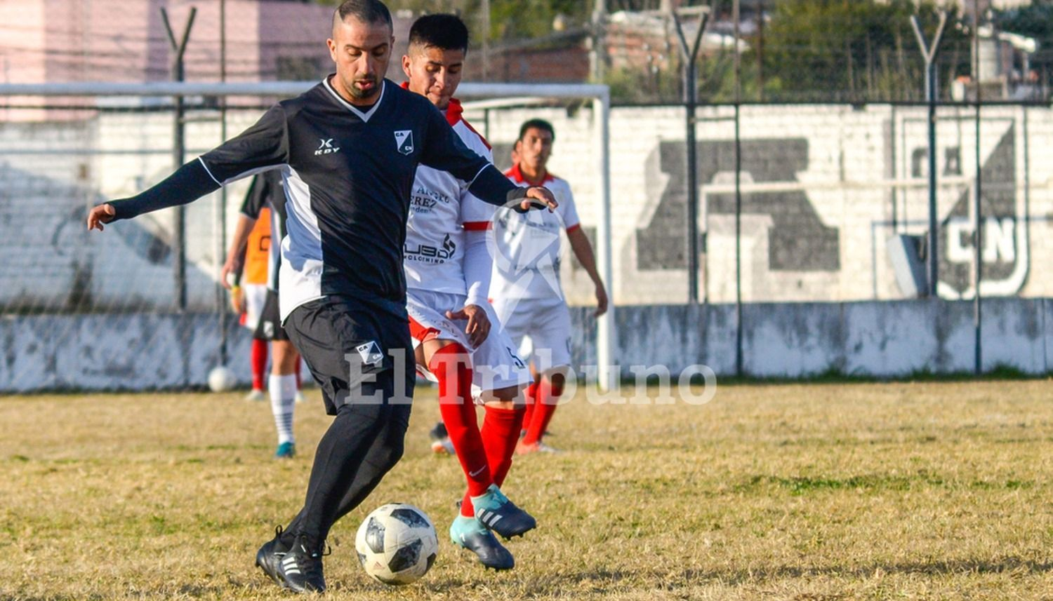 Central Norte goleó a La Merced pensando en River