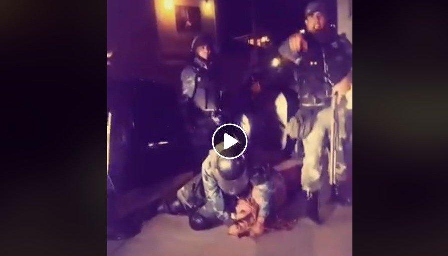 Una joven trans fue agredida brutalmente por la policía en Anta