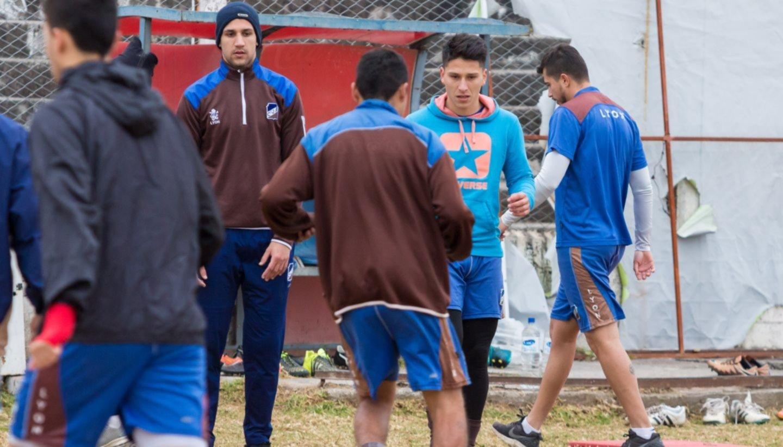 Juventud toma forma para la Copa Argentina, con 15 refuerzos
