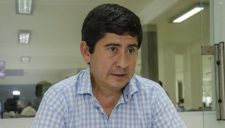"""Daniel Cáceres: """"Si había entradas para la Liga, nunca lo supimos"""""""