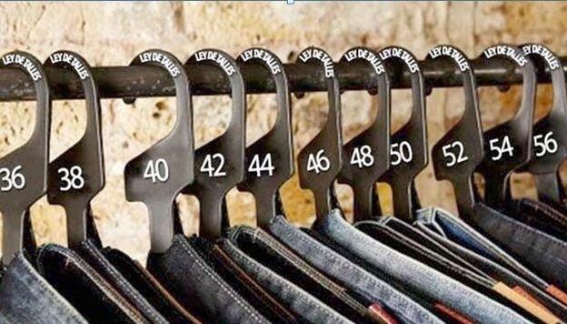 Resultado de imagen para ley de talles argentina