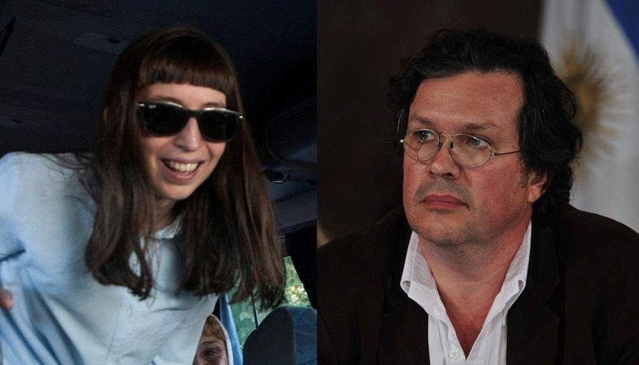 Tristán Bauer y Florencia Kirchner estrenan una película sobre Santiago Maldonado - Política