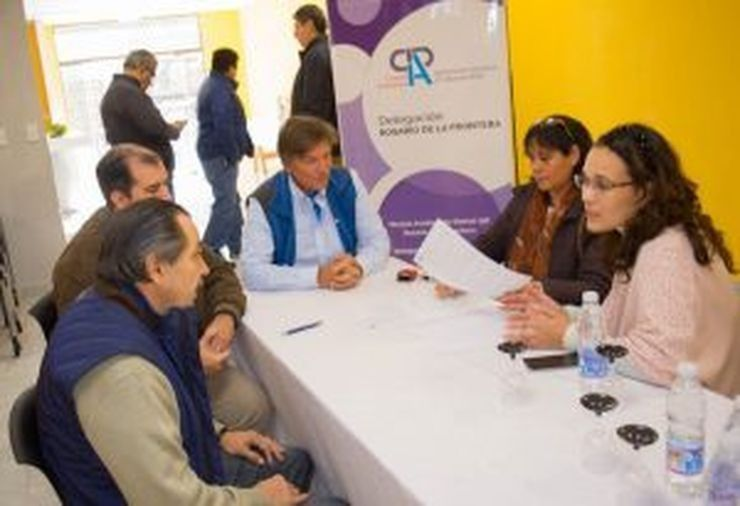 Convenio entre el Copaipa y la Escuela Técnica Nº 3.156