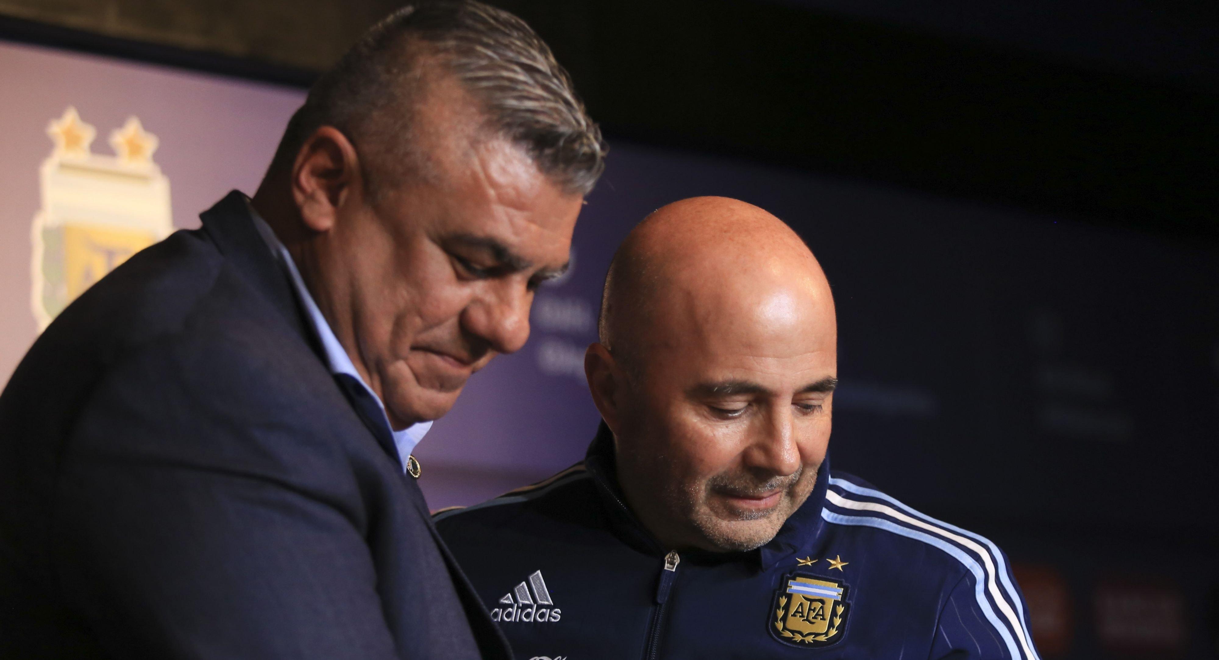 Maradona destruyó a Tapia y a todo su entorno