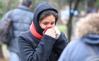 Una ola de aire frío llegó a Salta para quedarse hasta el domingo