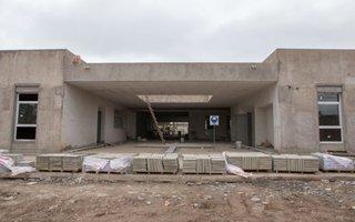 Con la vuelta a clases, se inaugurará el nuevo edificio del colegio Polivalente de Arte