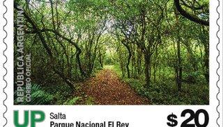 Parques nacionales salteños tienen nuevos sellos postales