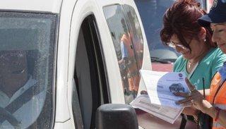 En Salta seguirá siendo obligatorio  circular con cédulas y licencia físicas